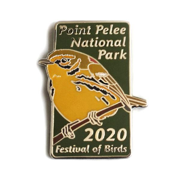 2020 Bird of The Year Pin