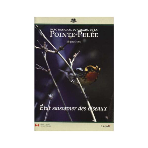 Seasonal Status of Birds - French