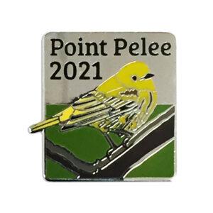 2021 Bird of The Year Pin